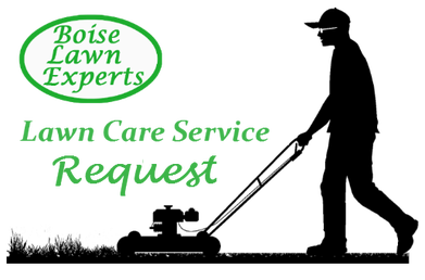 Lawn Care Request Scheduled Lawn Care